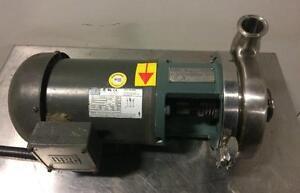 Q-Pump QC216MD36TC Pompe centrifugeuse usagé *AEVOS*