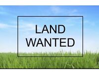 Land wanted to house a single dwelling. Can pay up to £50pw