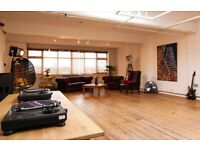 Venue hire East London, quirky, cool, funky studio hire