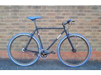 Montana Velocetta Italian Fixie Urban Fixed gear commuter