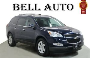 2011 Chevrolet Traverse 2LT AWD LEATHER SUNROOF 7PASSANGER