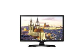 "LG Electronics 24MT49DF HD Ready 720p 24"" LED TV (2017 Model) (23.6"" Diagonal)"
