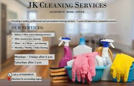 JK Cleaning Services