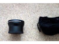 Massa 2x telephoto adapter lens for dc/dv 58mm fitting