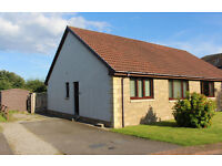 Immaculate 2 bed semi-detached bungalow, Inverness