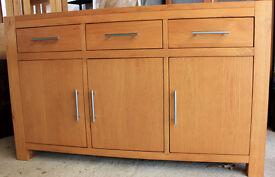 Oak Furniture Fantastic Value In Great Condition