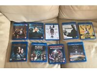 5£ each blu-ray movies all in very good condition