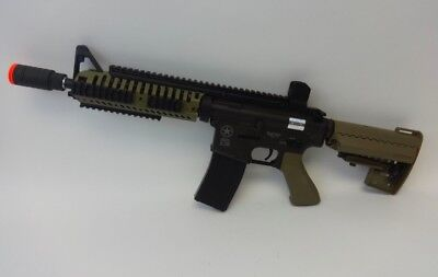 Lone Star Ranger SBR EH-05AR-T (dark earth) airsoft gun AEG