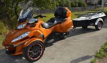 2014 Can Am SPYDER RT S SE6! SELLING EXTREMELY CHEAP! Bookaar Corangamite Area Preview