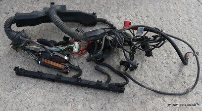 BMW Engine Wiring Loom Harness M52B28 E38 728i Single Vanos M52 Auto E30 E36