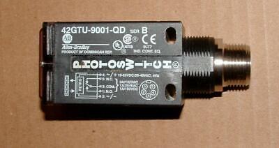Allen Bradley 42gtu-9001-qd Ser B Photo Switch 42gtu9001qd Sensor