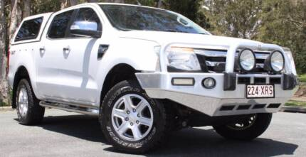 2013 Ford Ranger Ute XLT 3.2 TURBO DIESEL 4X4 REGO AND RWC