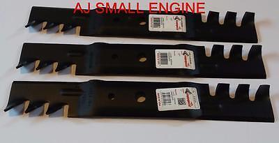 3 John Deere Gator Blades Gx20250 Gy20568 - L120 L130 2148 - Made In Usa