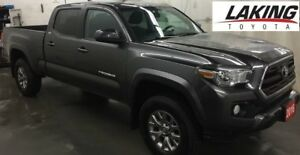 "2016 Toyota Tacoma SR5 4X4 DOUBLE CAB """"STANDS THE TEST OF TIME"""