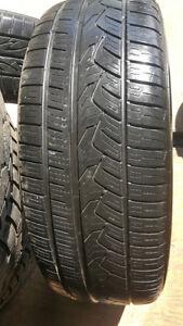 4 pneu d'ete NITTO 235 55R 20 bon etat