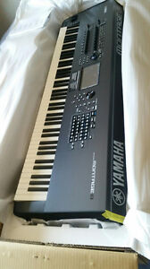 Montage-8 Yamaha Synthesizer delivery options available!! :)