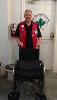 Free Wheelchair for donation