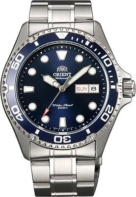 Orient Ray 2  Blue FAA02005D AA02005D 200M Diver Style Ray II