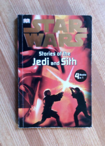 Star Wars Children's Book - 4 books in 1 Paperback