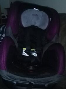 3-in-1 evenflo car seat