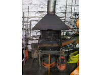 Water cooled Blacksmiths Forge