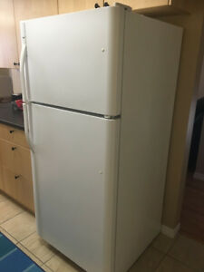 Refrigerator in excellent working condition for sale.