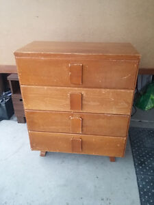 Dresser for sale, will deliver all wood in the bow valley