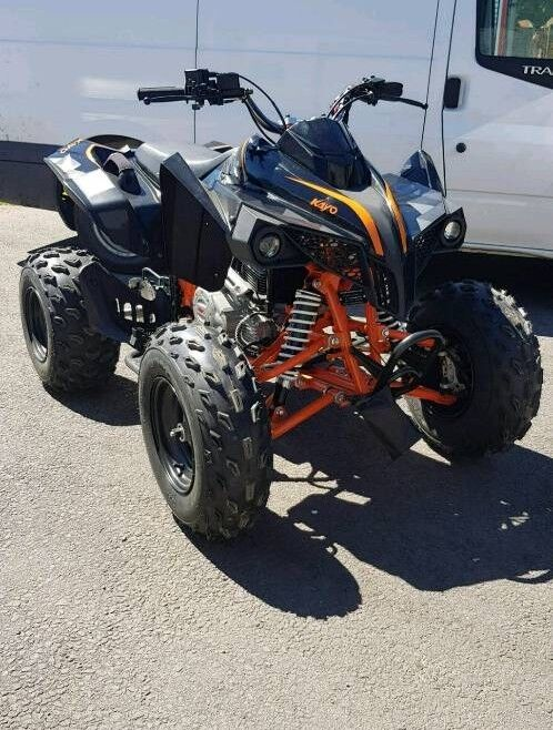 2month old KAYO 250CC raging bull | in Rugeley, Staffordshire | Gumtree