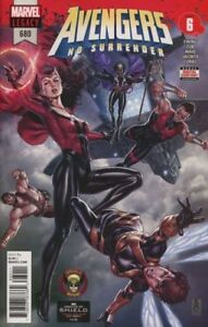 Avengers #680 1st Print....Willing to Ship
