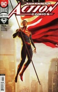 Action Comics #997 Cover B ... Willing to Ship