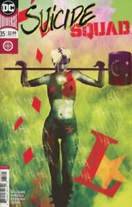 Suicide Squad #35 Sorrentino Variant....Willing to Ship