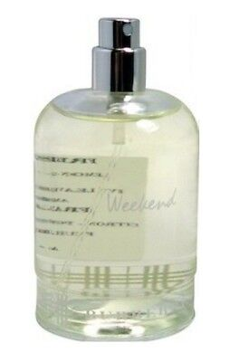 Burberry Weekend by Burberry 3.3 / 3.4 oz EDT Cologne for Men New Tester