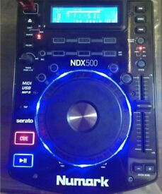 1 numark ndx 500