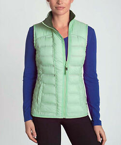 NEW WITH TAGS MPG Reversible down filled Vest