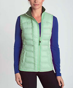 "MPG Morphosis Reversible down filled Vest "" NEW with TAGS"""