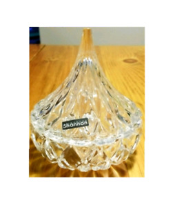Crystal Candy Dish NEW