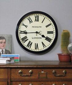 Newgate Battersby Wall Clock, Dia.50cm