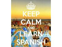 SPANISH BEGINNERS COURSE - NEW Intensive course starting in September