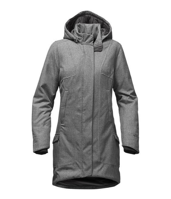 c0f91de64 NEW North Face Women Coat Size S Light Grey (Temescal Trench) | in London |  Gumtree