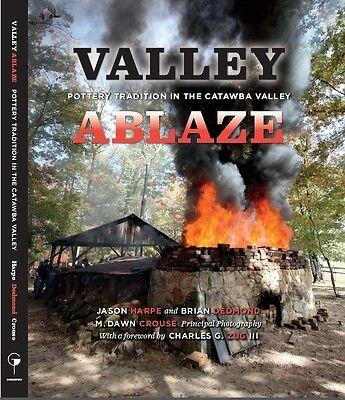 Valley Ablaze: Pottery Tradition Catawba Valley burlon craig face jug seagle nc