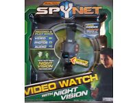 Realtech Spynet Spy watch with night vision