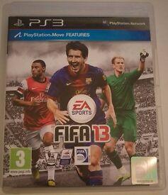 FIFA 13 PS3 - Like New!