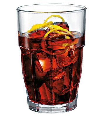 Bormioli Rocco 516170 Rock Bar Longdrinkglas 370ml Glas 6 St Bormioli Rocco Rock Bar