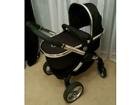 iCandy Peach 2 Pushchair Set With Carrycot