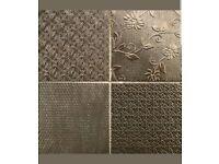 Glint Oro tiles