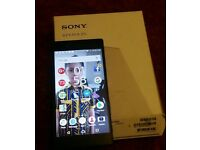 Sony Xperia Z5 32gb Unlocked Graphite Black still under warranty