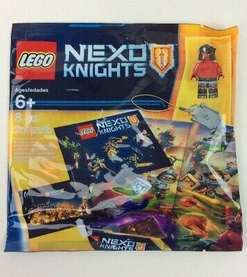 LEGO Nexo Knights Intro Pack promo polybag (new, sealed) #5004388/6142153