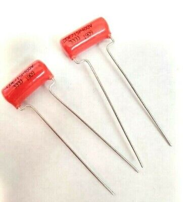 Capacitors - Tone Capacitor Pair - 2