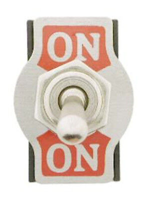 One Heavy Duty Full Sizetoggle Switch Dpdt On-on Part Sw115
