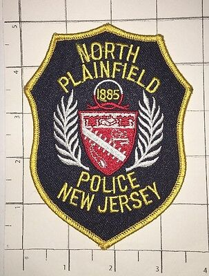 North Plainfield Police Patch – New Jersey